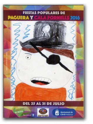 Imagen del programa de fiestas.