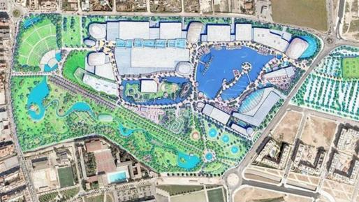 El consejero de Intu-Eurofond, Salvador Arenere, ha presentado este martes el proyecto de Port Mayurqa, un centro de ocio y entretenimiento que prevé ubicarse en Palma, en una zona cercana al campo del Atlètic Balears, con una superficie de 180.000 metros cuadrados, y que prevé crear unos 3.000 puestos de trabajo.