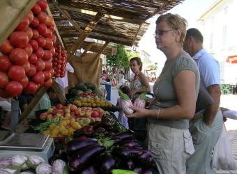 Mercado semanal de Vilafranca de Bonany