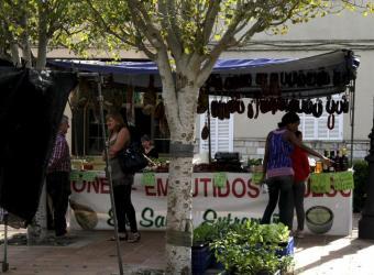 Mercado semanal de Ariany