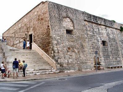 El museo municipal es una de las mejores opciones para conocer la historia de Ciutadella.