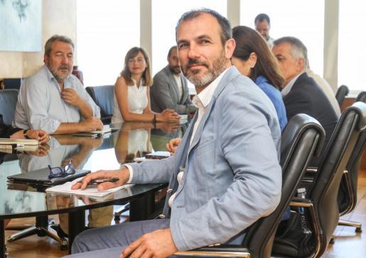 El vicepresident del Govern Balear, Biel Barceló.