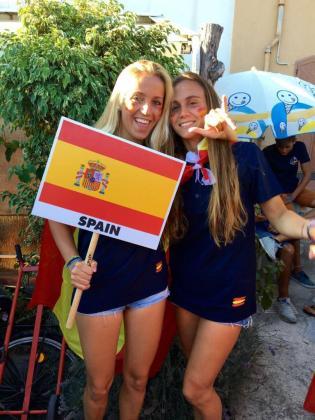 Las regatistas mallorquinas conquistaron el subtítulo mundial en las regatas celebradas el pasado mes de julio en San Remo (Italia)