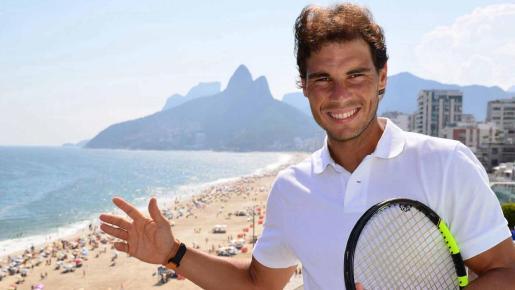Rafael Nadal se retiró de Roland Garros por una lesión en la muñeca y posteriormente se perdió Wimbledon.