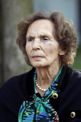 Ana de Borbón Parma.