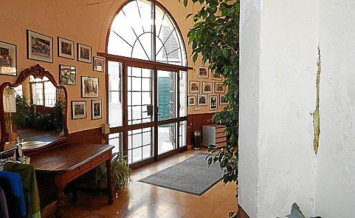 Instalaciones interiores del CEIP Els Molins de Búger.