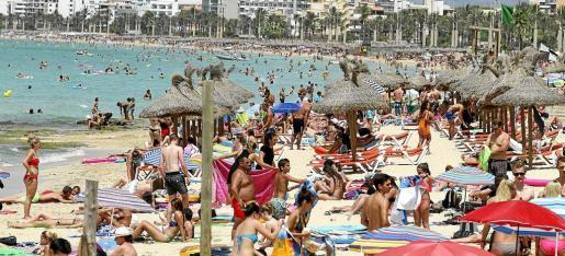 Mallorca registrará la mayor afluencia de visitantes esta próxima semana, tanto extranjeros como españoles.
