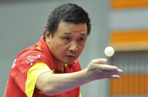 El veterano jugador español, que en la primera eliminatoria había superado al estadounidense Yijun Feng, no pudo con el 33 del ránking mundial.