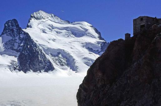 Los Alpes franceses.