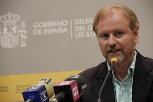 Ramon Socias, delegado del Gobierno, en una imagen de archivo.