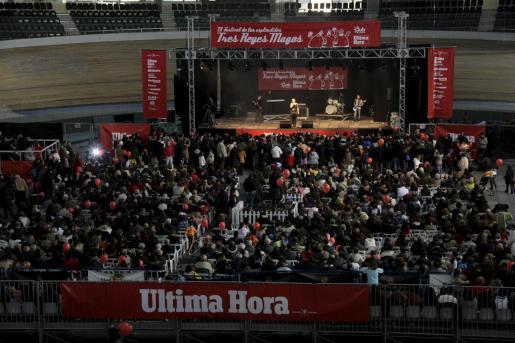 El festival de este año logró atraer a más de 7.000 personas.