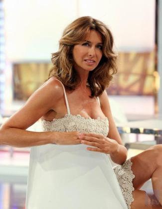 Imagen de la presentadora Ana García-Siñeriz.