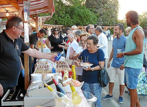 Nueve restaurantes del municipio ofrecieron sus platos.