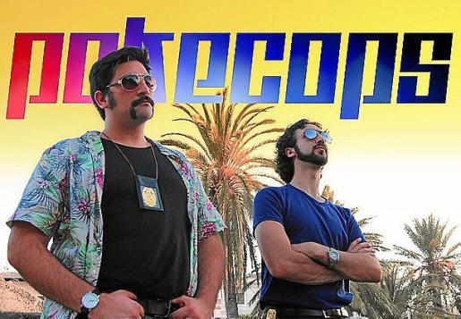 Imagen promocional del primer episodio de 'PokeCops'.
