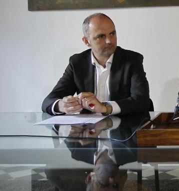 El director general de Movilidad y Transporte, Jaume Mateu.