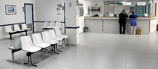 Centro de salud de Camp Redo.