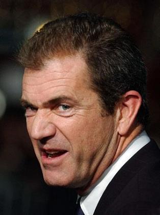 Mel Gibson está peleando en los tribunales por la custodia de la hija que tuvo con Oskana Grigorieva.