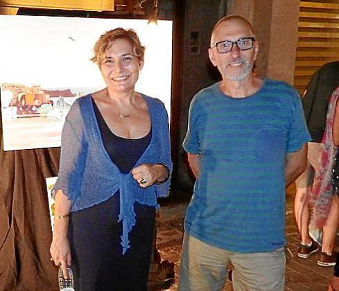 Cati Bauzà y Gori Albertí.