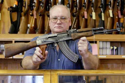 Los fusiles del fabricante de armas ruso son unos de los más populares en medio mundo.