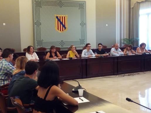 Jornada inaugural de la Escuela de Verano de la Confederación Estatal de Asociaciones de Estudiantes