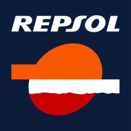 Logo de Repsol YPF.