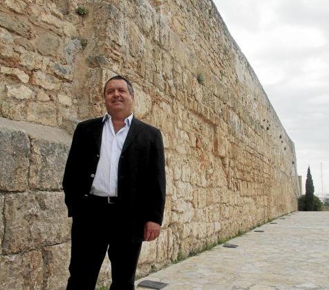 El juez Pedro Barceló, en una imagen de archivo. De momento, es el único candidato al cargo.