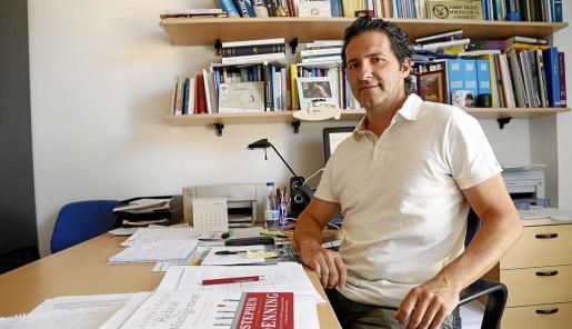 Marco Antonio Robledo, profesor de la UIB.