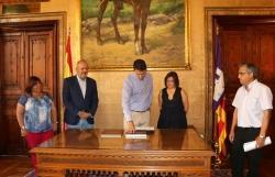 Ensenyat, Garrido, Palomino y Cifre.