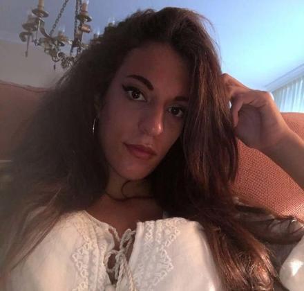 Imagen de la joven madrileña desaparecida en A Pobra (A Coruña)