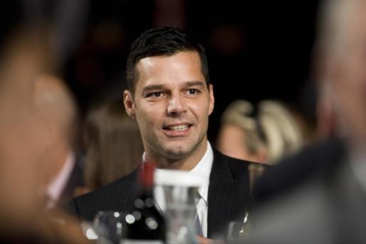 Ricky Martin se ha unido a la campaña de la fundación True Colors para evitar las agresiones a homosexuales.