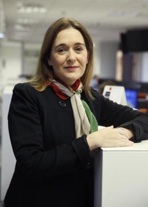La escritora, diputada y portavoz de Cultura en la Ejecutiva Nacional de Ciudadanos, Marta Rivera de la Cruz.