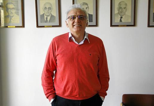 Guillem Roser Puigserver, presidente del Colegio de Dentistas de Balears.