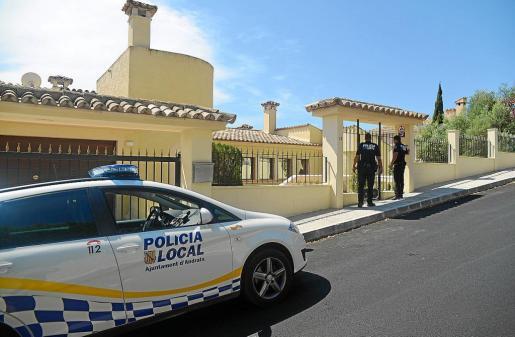 En la misma zona en la que se produjo este robo se han denunciado varios asaltos en las últimas semanas.