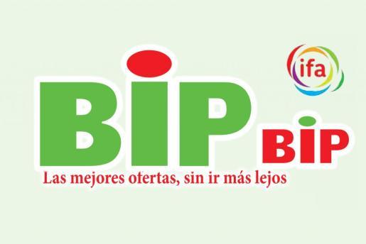 Logotipo de los supermercados Bip Bip.