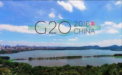 Los miembros del G20 se ha reunido en China.