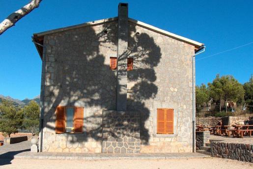 Refugio de Muleta.