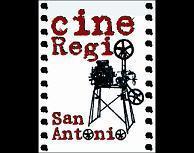 Logo de la sala de cine Regio.