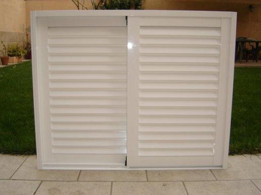 Las ventanas son uno de los artículos que Carpintería Muñoz ofrece.