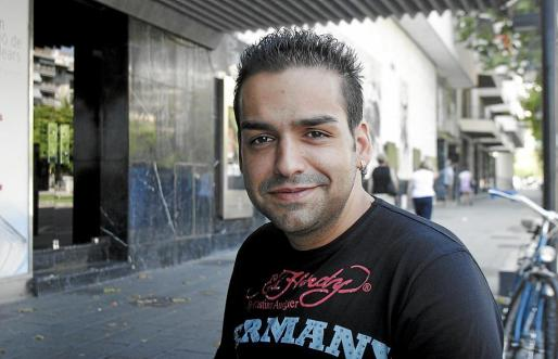 'Joselón', en una entrevista concedida a este periódico en 2010, cuando estaba de promoción.