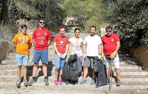 Los miembros de la Associació Cultural Sant Domingo lideran la iniciativa popular.
