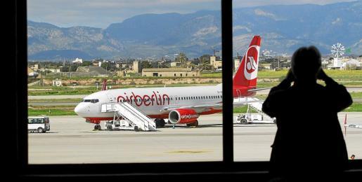 La presencia de Air Berlin en Balears será testimonial a partir de este invierno.