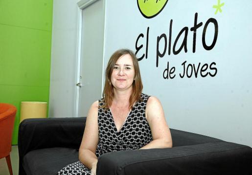 Míriam Zabalegui, nueva vicepresidenta de Joves Empresaris de Balears.
