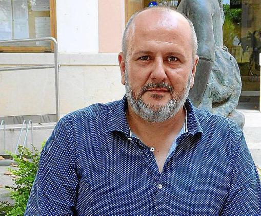 Miquel Ensenyat, president del Consell, quiere el rescate.