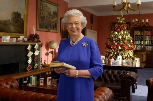 La reina de Inglaterra también recorta gastos en su casa.