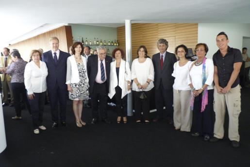 Cristina Ferrer, Ramon Socías, Bel Oliver, Pere A. Serra, Aina Rado, Soledad Yofre, Antoni Munar, Elvira Llovet, Paula Mir y Paulí Buchens Mir.