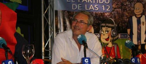 José Francisco era comentarista en 'Tiempo de Juego' de la Cadena COPE.