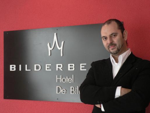 El periodista Daniel Estulín hablará en Palma sobre el Club Bilderberg invitado por el Cub Ultima Hora.