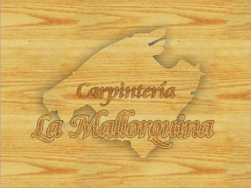 La empresa ofrece todo tipo de trabajos de carpintería.