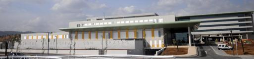 Vista general del Hospital Universitario de Son Espases.
