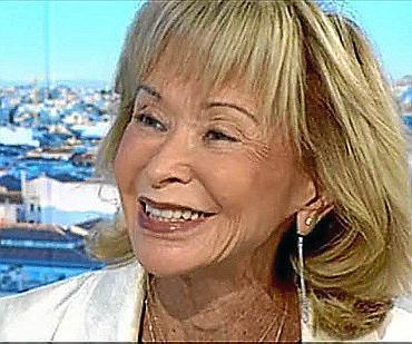 María Teresa Fernández de la Vega, con un aspecto mucho más rejuvenecido.